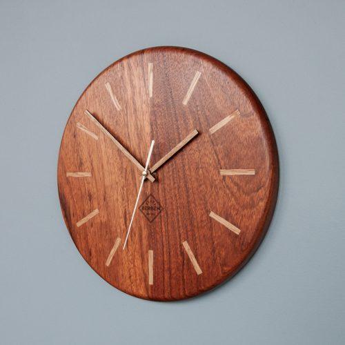Solid Wood Clocks
