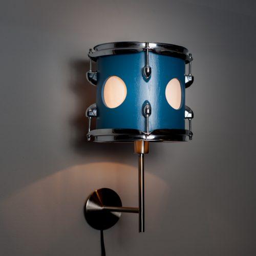 Drum Lampen