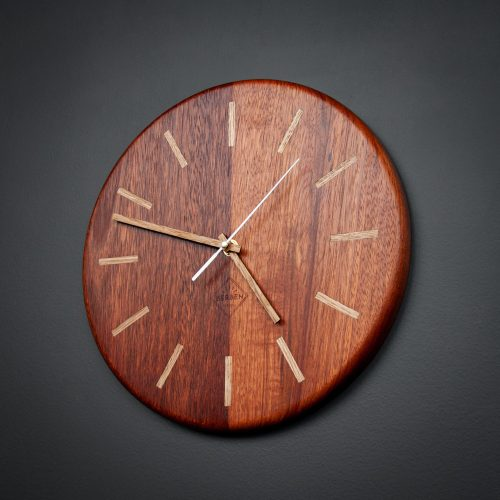 Solid Wood Clocks