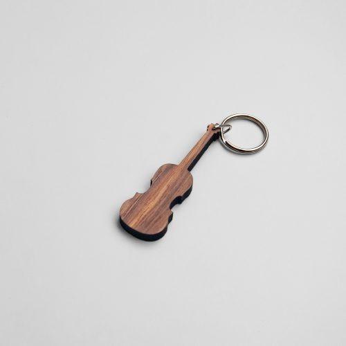 viool sleutelhanger