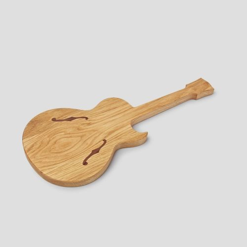 guitar-serving-board